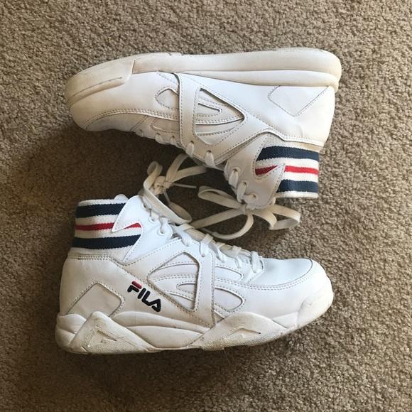 Women's Fila Cage Sneaker
